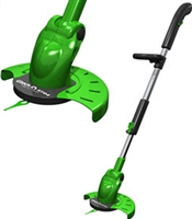 Get great edges with the Gtech ST04-NICAD telescopic grass trimmer