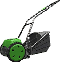 Go for the Gtech CM01 Cordless Battery Powered Cylinder Lawn Mower