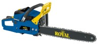 """Treat yourself to the Einhell RBK-4645 Petrol Chain Saw - 18"""" Guide Bar"""