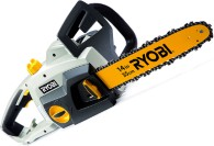Tackle trees with the Ryobi RCS-1835 Electric Chainsaw