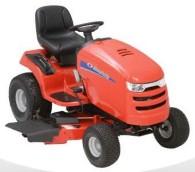 Simpliocity Regent garden tractor