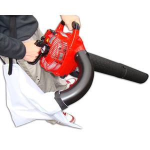 Warrior EB260V Petrol Shredder Vac Leaf Blower