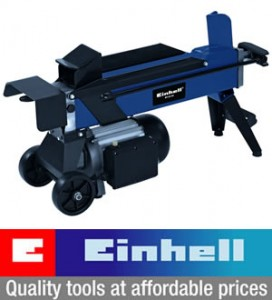 Easy to use: BT-LS 44 log splitter
