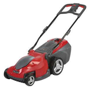 Mountfield Princess battery powered mower