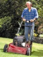 July is prime mowing season!