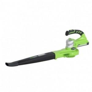 Greenworks cordless leaf blower