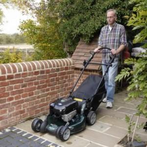 Hayter RS53 lawnmower
