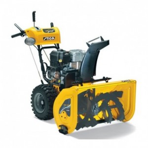 Stiga 1581 HST Commercial Dual Stage Snow Blower
