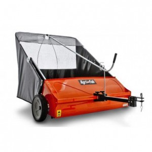 Agri-Fab towed leaf sweeper