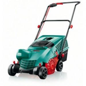 Smaller lawns: Bosch ALR 900 electric lawn rake