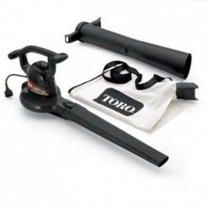 Toro leaf blower-vac