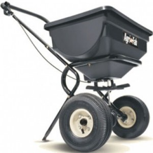 Agri-fab broadcast spreader