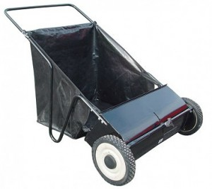 Sweeps for my sweep - The MD Sweep 26 Lawn Leaf Sweeper