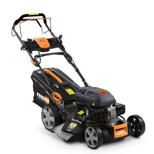 Feider 4-in-1 Self Propelled Petrol Lawnmower with Electric Start