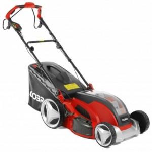 Cobra electric lawnmower