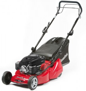 Mountfgield SP180R rear roller lawnmower