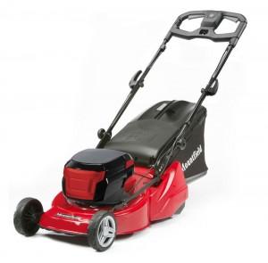 Mountfield cordless rear roller mower