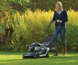 Hayter Spirit 41 lawnmower