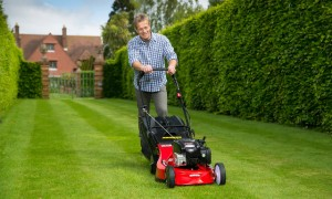 Top engineering: Morrison Oxford 48rs lawnmower