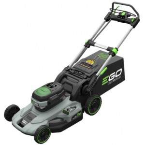 Ego self-propelled lawnmower