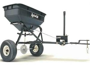 It Puts On A Lovely Spread: Agri-Fab Broadcast Spreader