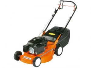 Italian made exclusive deal: Oleo-Mac G53-TK lawn mower