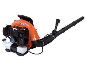 Professional power: Tanaka TBL-4600 backpack leaf blower