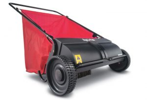 Easy to use: Agri-Fab Leaf Sweeper
