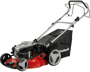 Starts With A Key: Einhell GC-PM 46