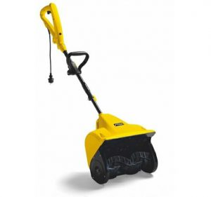 Power spade: Stiga snow electric 31 snow-blower