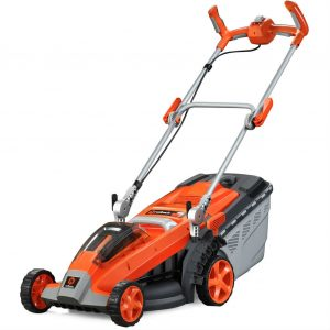 Redback cordless lawnmower