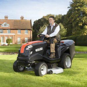Oleo-Mac OM125 -23KH garden tractor