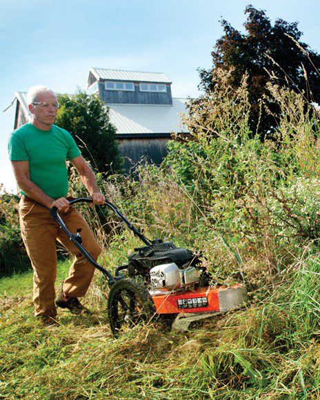DR4 Pro Field and Brush Mower