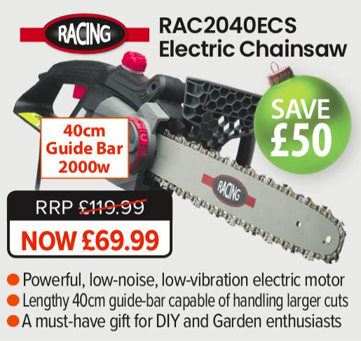 Racing 2040ecs - Christmas Gifts - Chainsaws