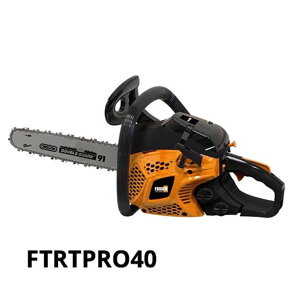 Choosing a Petrol Chainsaws | Feider PRO 40